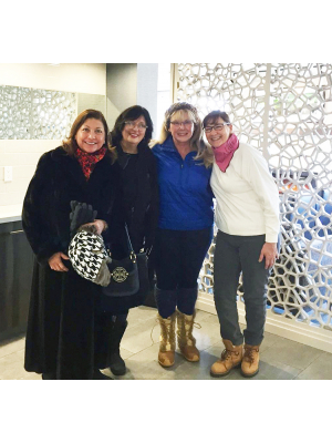The NWT gals